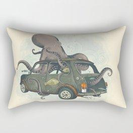 Beastie of the Deep Rectangular Pillow