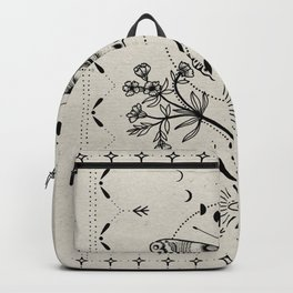 Magical Moth Backpack