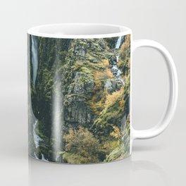 Glymur Falls Coffee Mug