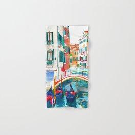 Canal in Venice Hand & Bath Towel