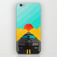 mad max iPhone & iPod Skins featuring Max is Mad by Bakus