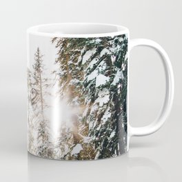 Snowy Forest Coffee Mug