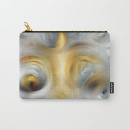 Fire And Ice - Energy Art By Sharon Cummings Carry-All Pouch