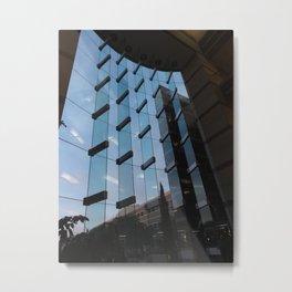 The Big Window Metal Print