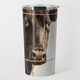How Now, Brown Cow? Travel Mug