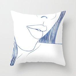 Pronoe Throw Pillow