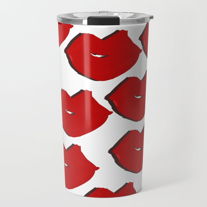 Smooches Travel Mug