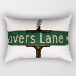 LOVERS LANE Rectangular Pillow