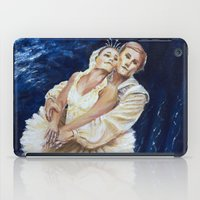 ballet iPad Cases featuring ballet by Eva Gudmunds