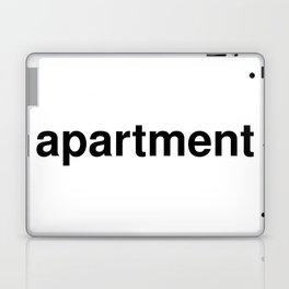 apartment Laptop & iPad Skin