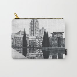 Temple of Debod Carry-All Pouch