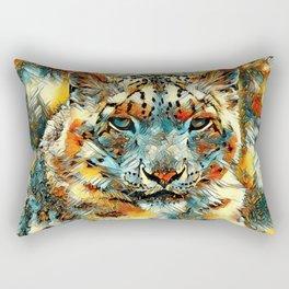 AnimalArt_Leopard_20170601_by_JAMColorsSpecial Rectangular Pillow