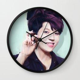 NamPuppy Wall Clock