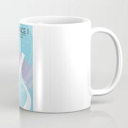Deep Space 1 Coffee Mug