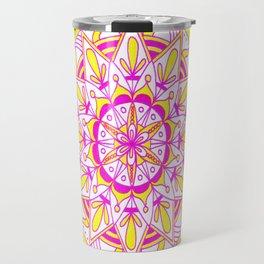 pinkAndyellow Travel Mug