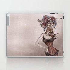 Lovely death Laptop & iPad Skin