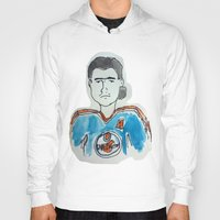hockey Hoodies featuring Hockey by short stories gallery