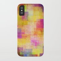 carnival iPhone & iPod Cases featuring Carnival by SensualPatterns