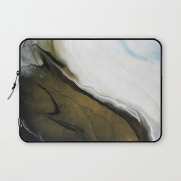 Slice of Heaven - Original Abstract Painting Laptop Sleeve