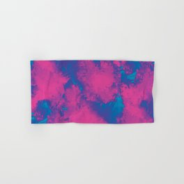 Cotton Candy Acid Trip Hand & Bath Towel