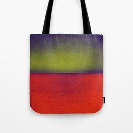gradient horizon Tote Bag