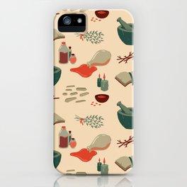 Alchemy Pattern iPhone Case
