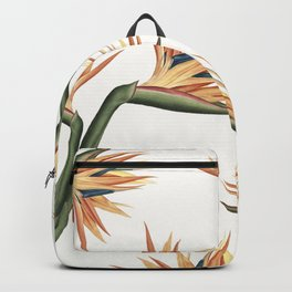 Birds of Paradise Flowers 2 Backpack