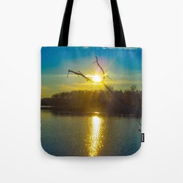 Its' Up, and Its Good! Tote Bag