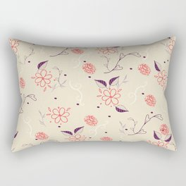 Flower Power 09 Rectangular Pillow