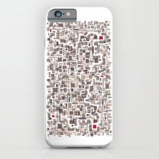 Mapping home 3 iPhone 6s Slim Case