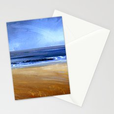 see the sky about to rain Stationery Cards