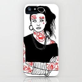 80's hotness iPhone Case