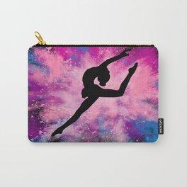 gymnast dancer colour splash Carry-All Pouch