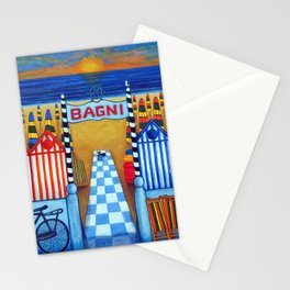 An Italian Summer's End Stationery Cards