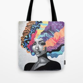 Love is color Tote Bag