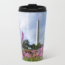 Shot on the Monument Travel Mug