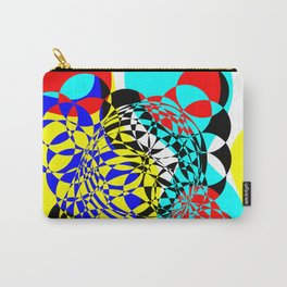 Color Bomb  Carry-All Pouch