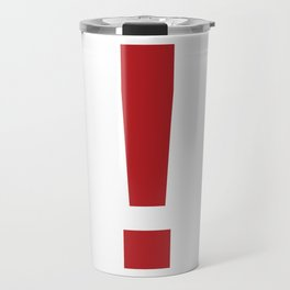 Metal Gear Solid Alert Travel Mug