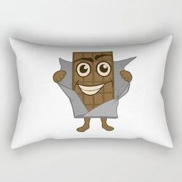 Chocolate Exhibition Rectangular Pillow