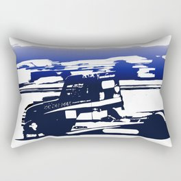 trucks Rectangular Pillow