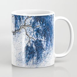 Blue Dream Tree Coffee Mug