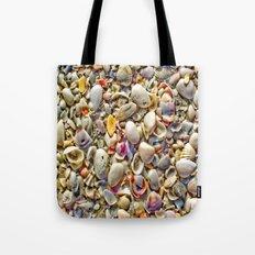 Seashells on the Shore Tote Bag