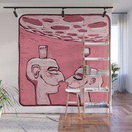 Rendez-vous Wall Mural