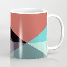 Black Triangle & Reds Mug