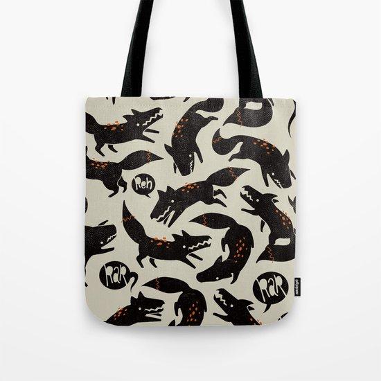 werewolfs Tote Bag