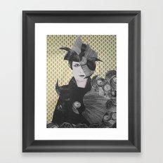LOUSIE TRANENPALAST Framed Art Print
