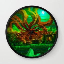 konoha Wall Clock