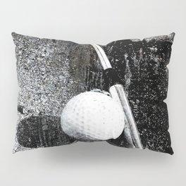 The golf club Pillow Sham