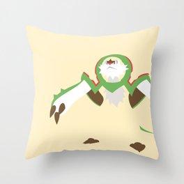 Chesnaught Throw Pillow