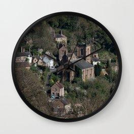 St Luke's Church Ironbridge Wall Clock